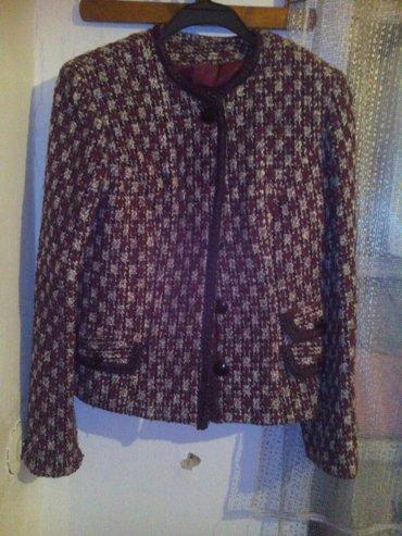 Пиджак, удобный, элегантный, размер 44-46 в Бишкек