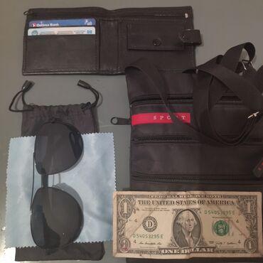 фисташки 1 кг цена бишкек в Кыргызстан: Барсетка+кошелек+очки+1$ оригинал. Цена За все вместе