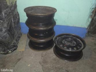 Продам диски r14 разболтовка 5 x 114. 3 в Бишкек