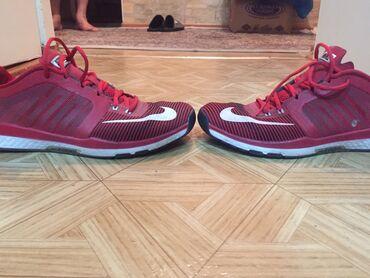 размер-42 в Кыргызстан: Продаю Nike zoom в оригинале в отличном состоянии размер 42 может 42,5