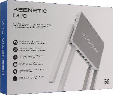 3g usb модем в Азербайджан: Universal Keenetic duo adsl / vdsl / router / 3g 4g Lte wifi