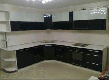 Кухонные на заказ делаем любой цвета есть в Бишкек