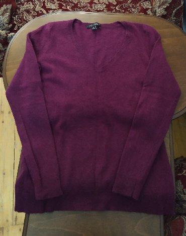 Новый свитер из Штатов. Натуральный кашемир. Размер M