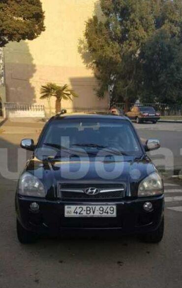 masin satilir in Azərbaycan | VOLKSWAGEN: Hyundai Tucson 2 l. 2008 | 132701 km