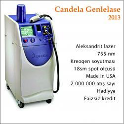 aleksandrit lazer - Azərbaycan: Aleksandrit lazer epilyasiya aparati Candela islenmis