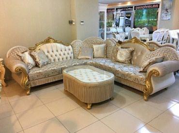 Bakı şəhərində Klassik kunc divanlar Fabrik istehsali original.