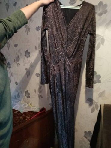 Женское платье вечернее б/у в идеальном состоянии. в Бишкек