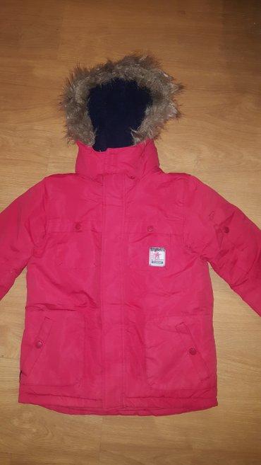 Topolino jakna sa krznom vel. 128 - Prokuplje