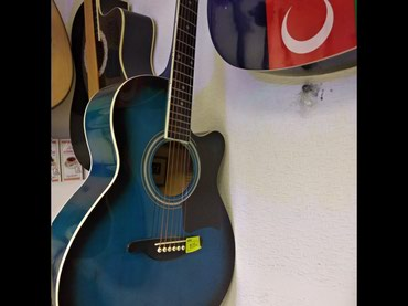 gitara i saksofon в Азербайджан: Gitara merci Akustik gitara