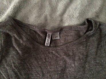 H&M pletena dugacka haljina, S velicina. - Subotica