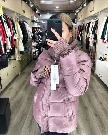 Продаю куртку, абсолютно новая. Размер XL на 48. Мне стала большая. Ещ