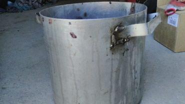 Продается бак из нержавеющей стали 50 литров в Бишкек