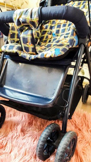 Prodajem kolica za bebu koju su u dobrom stanju. Naslon je podesiv - Pancevo