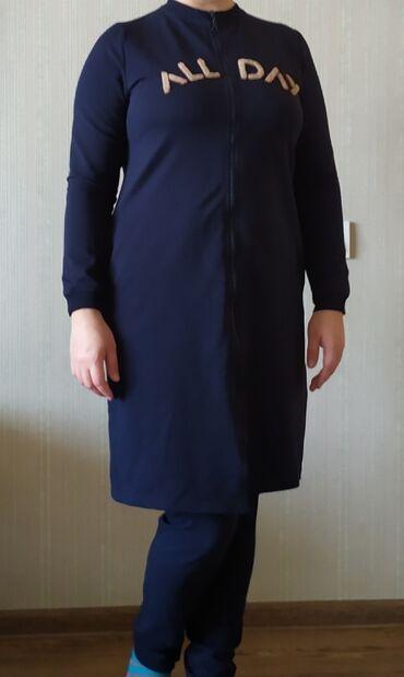 Продам женский турецкий костюм. Хорошее состояние.Ткань очень приятная