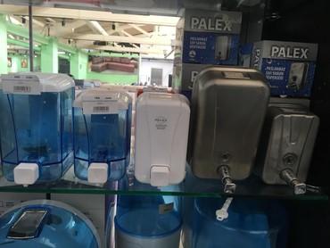 Диспенсер для наливного жидкого мыла в Бишкек