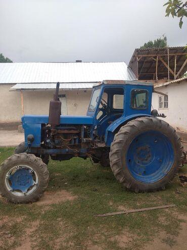 Транспорт - Кара-Кульджа: Сельхозтехника