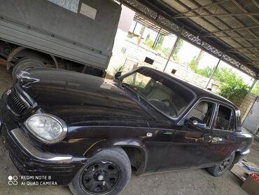 QAZ Azərbaycanda: QAZ 31105 Volga 2.4 l. 2004   15804 km