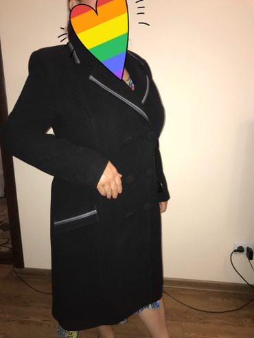 Женское кашемировое польто размер 52-54 в Бишкек