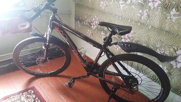 Спорт и хобби - Юрьевка: Велосипед продаются, привозной из Хоргоса,на передный тормоз