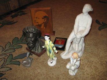 Продам статуэтки :  Узбечка - 9000  Девочка с косами - 2000 ( ЛФЗ в Бишкек