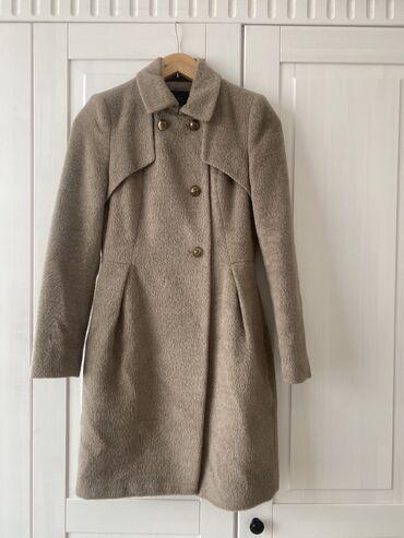 пальто лама в Кыргызстан: Дёшево️! Пальто лама (Корея)! Как новое️!