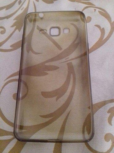 Samsung grand prime və j2 prime modelləri üçün 1 ədəd silikon - Bakı