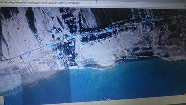 участок на Иссык-куле село Чон Сары ой цена договорная,имеется красная в Бишкек