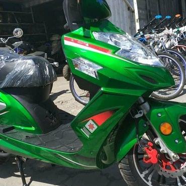 Новые скутера Ангел150куб 2018г. можно в Кок-Ой
