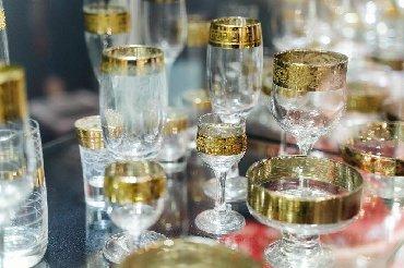 Стаканы - Кыргызстан: Российская посуда!Посуда от Гусь-Хрустального Стекольного Завода это:-