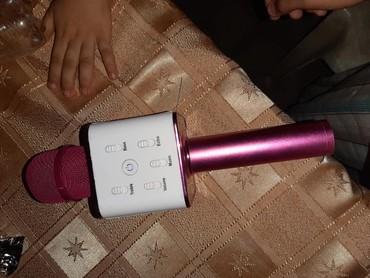 kulub satilir - Azərbaycan: Karaoke mikrofonu satilir ela iwleyir 15m