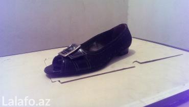 Sumqayıt şəhərində Комфортабельная обувь. Натуральная кожа. Размеры 37,38,39,40,41