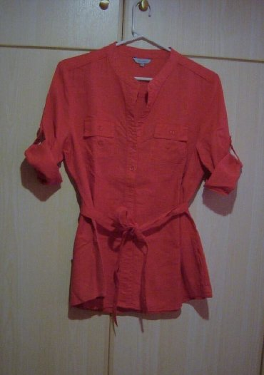 Τζιν - Ελλαδα: Τζιν κολάν και πουκάμισο - Κολάν : S/M, γαλάζιο, καινούριο- Πουκάμισο