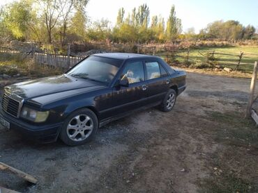 Mercedes-Benz W124 2 л. 1989 | 111111111 км