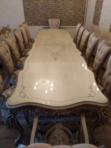 стол и стулья для гостиной в Кыргызстан: Продается мебельПродается мебельПродается мебельПродается