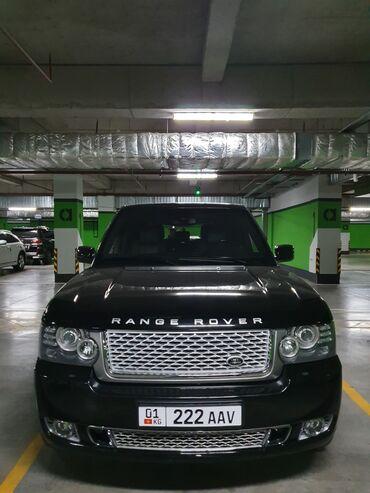 Land Rover - Кыргызстан: Land Rover Range Rover 5 л. 2010 | 96000 км