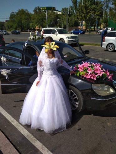 Продается Прокат свадебное платье! Фата+ перчатки+кольцо торг