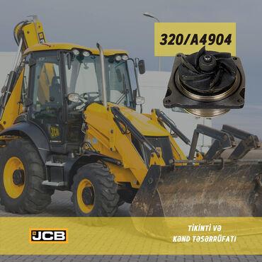 Ehtiyat hissələri və aksesuarlar - Azərbaycan: JCB 320/A4904JCB (və ya J.C.Bamford Excavators Ltd) İngiltərənin