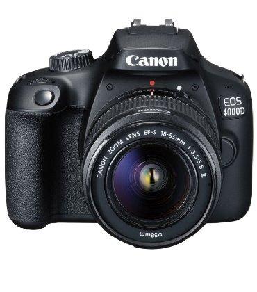 фотоаппарат canon eos 1100d в Кыргызстан: Продаю фотоаппарат новый Canon EOS 4000D. Снимайте и делитесь без