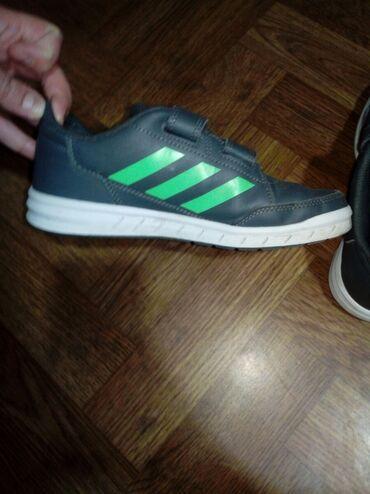 Dečija odeća i obuća - Plandište: Adidas original,cele,ne ostecene.Br 35
