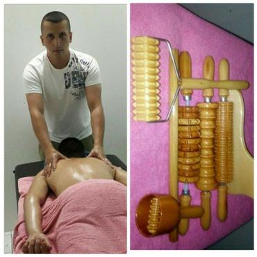 Relax masaža-1500din,1h Terapeutska-16000din,1h Madero deset - Belgrade