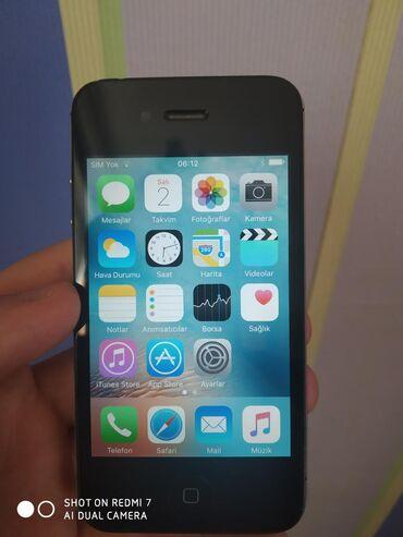 apple 4s - Azərbaycan: Apple iPhone 4s wifi ishleyir her bir detali yaxshi veziyyetdedir
