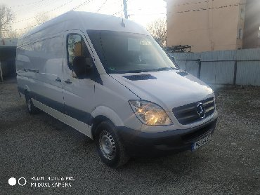 Mercedes-Benz Sprinter 2.2 л. 2013 | 281918 км