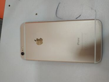 İşlənmiş iPhone 6 Plus 16 GB Qızılı
