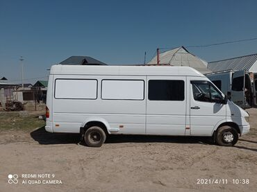Mercedes-Benz Sprinter 2.9 л. 1998