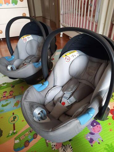 Za decu - Srbija: Auto sedište 0 - 13 kg.Cubex Aton M o + ( 0-13kg.)Soho Grey. Još su u