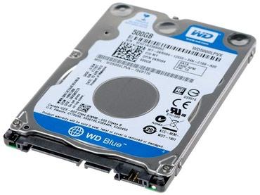 """Bakı şəhərində Notbuk üçün HDD hard diskler,hamısı 100% Healthy ilə 2.5"""""""