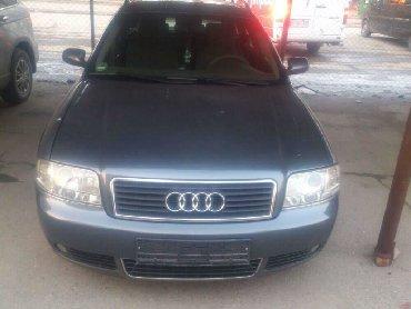 audi a6 27 tdi в Кыргызстан: Audi A6 2.5 л. 2002 | 215000 км