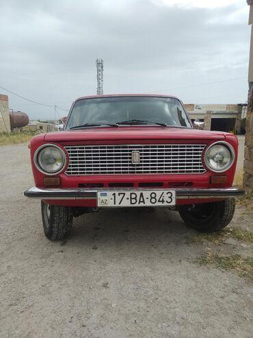 Nəqliyyat Siyəzənda: VAZ (LADA) 2101 1.3 l. 1981 | 99999 km