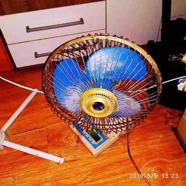 Prodajem dva ventilatora  jedan nov jedan polovan za 2.500 din bg moze - Belgrade