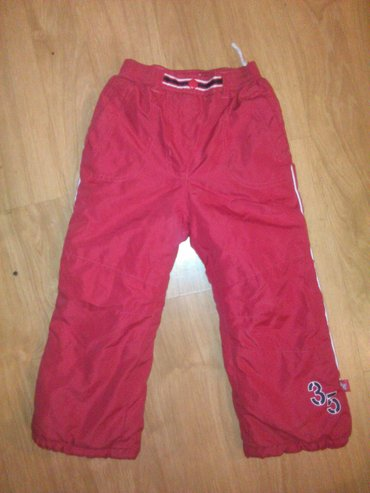 Termo / ski pantalone kiki &koko vel. 104 - Prokuplje